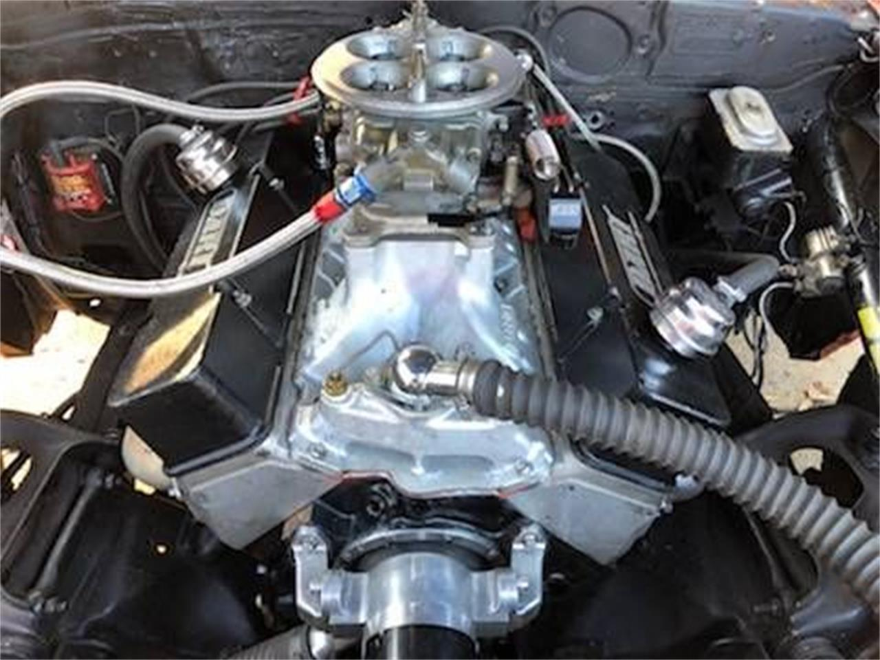 1972 Chevrolet Nova (CC-1418765) for sale in Cadillac, Michigan