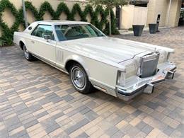 1978 Lincoln Continental (CC-1418768) for sale in Cadillac, Michigan