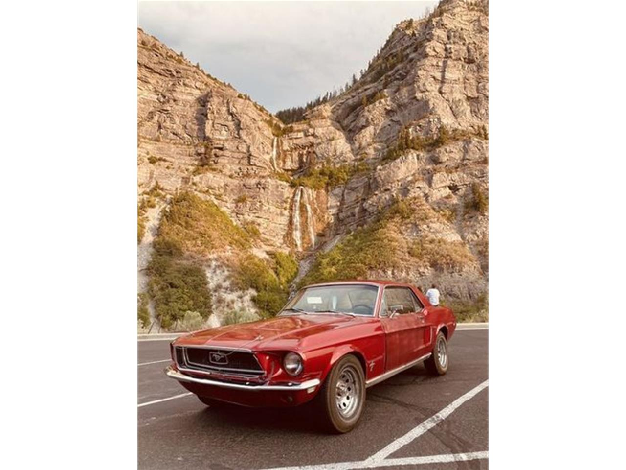 1968 Ford Mustang (CC-1418770) for sale in Cadillac, Michigan