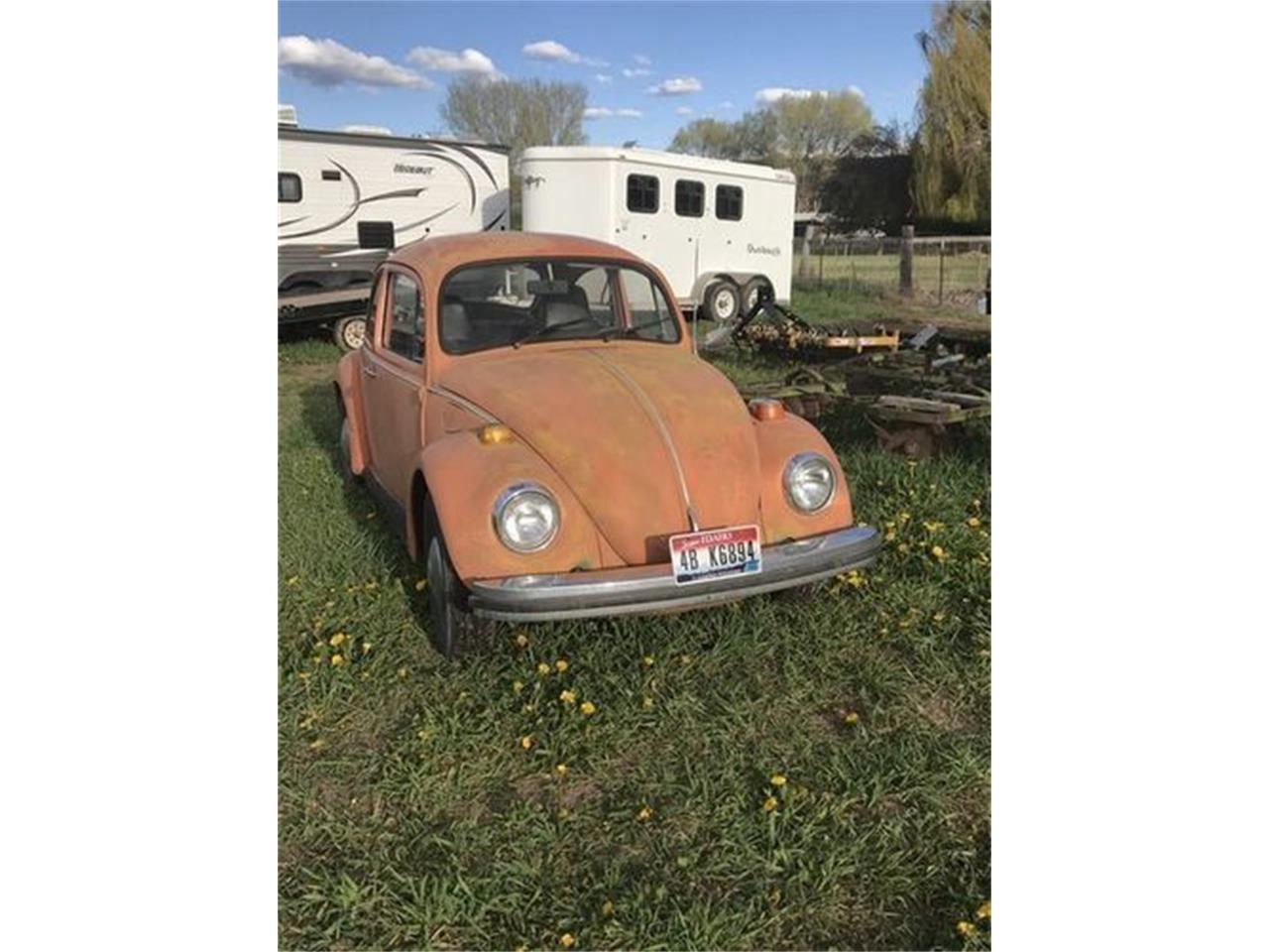1974 Volkswagen Beetle (CC-1418773) for sale in Cadillac, Michigan