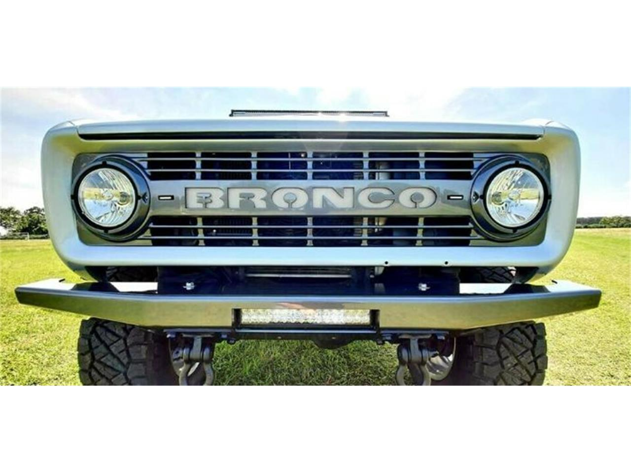 1976 Ford Bronco (CC-1418775) for sale in Cadillac, Michigan