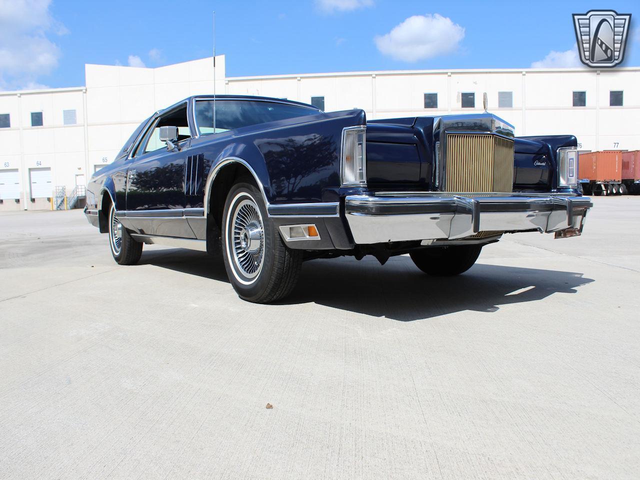 1979 Lincoln Continental Mark V (CC-1418782) for sale in O'Fallon, Illinois