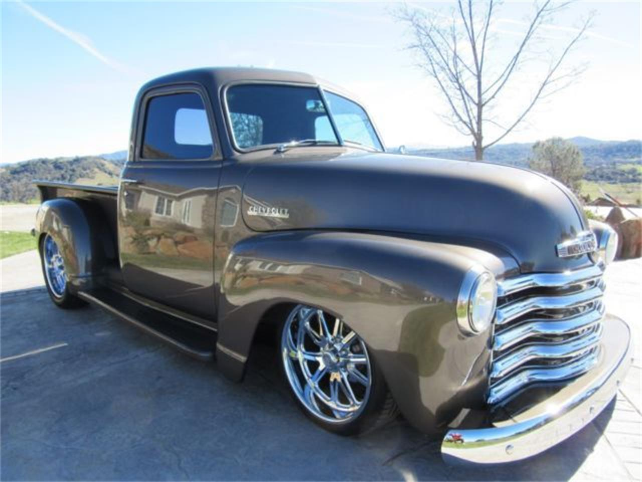 1952 Chevrolet Pickup (CC-1418783) for sale in Cadillac, Michigan