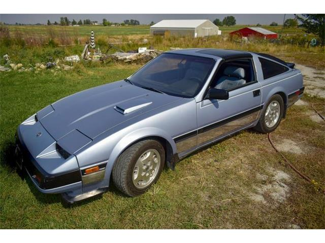 1985 Nissan 300ZX (CC-1418787) for sale in Cadillac, Michigan