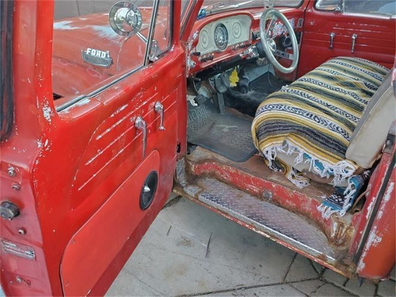 1963 Ford F100 (CC-1418789) for sale in Cadillac, Michigan