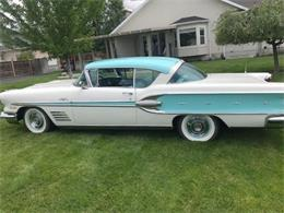 1958 Pontiac Bonneville (CC-1418790) for sale in Cadillac, Michigan