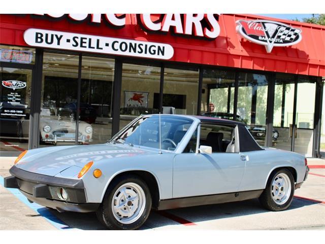 1974 Porsche 914 (CC-1418795) for sale in Sarasota, Florida