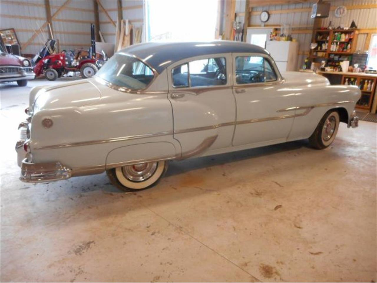 1953 Pontiac Chieftain (CC-1418797) for sale in Cadillac, Michigan