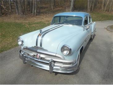 1953 Pontiac Chieftain (CC-1418797) for sale in Cadillac, Michigan