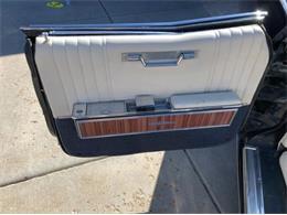 1967 Lincoln Continental (CC-1418798) for sale in Cadillac, Michigan