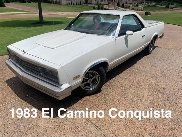 1983 Chevrolet El Camino (CC-1418799) for sale in Cadillac, Michigan