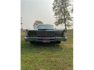 1975 Lincoln Continental (CC-1418800) for sale in Cadillac, Michigan