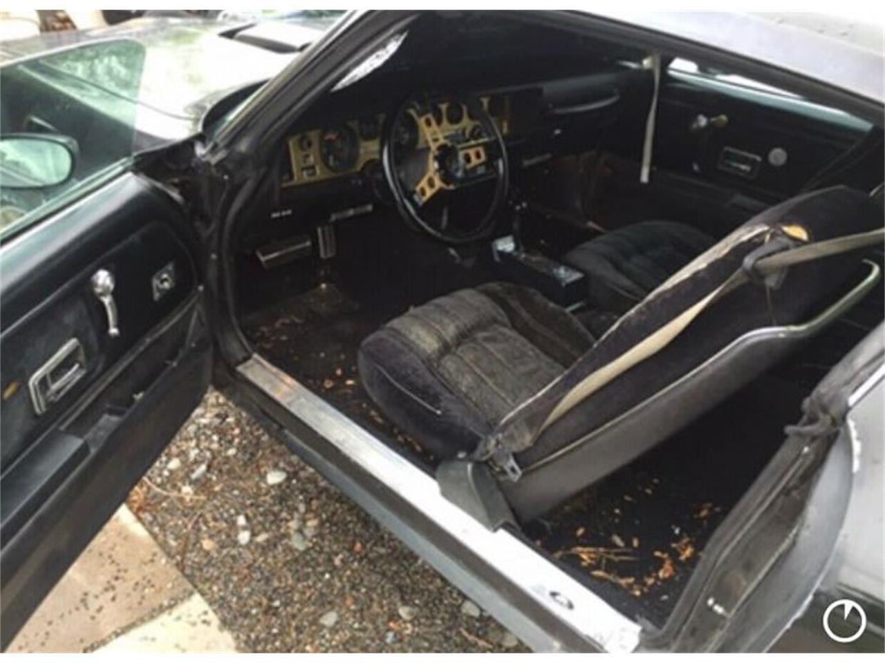 1977 Pontiac Firebird Trans Am (CC-1418801) for sale in Cadillac, Michigan