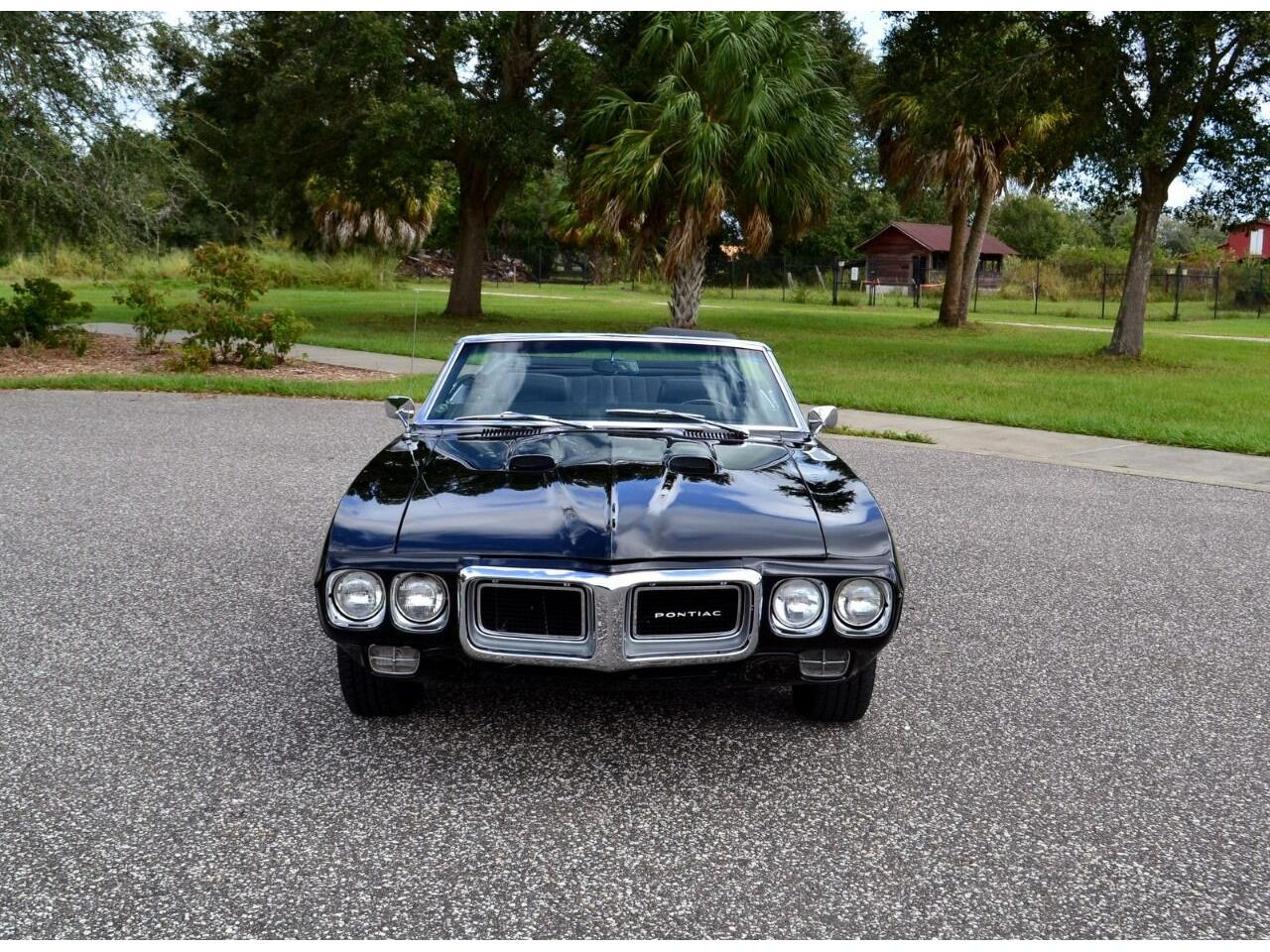 1969 Pontiac Firebird (CC-1418812) for sale in Clearwater, Florida