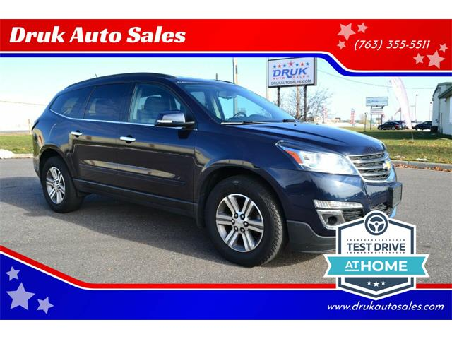 2017 Chevrolet Traverse (CC-1418819) for sale in Ramsey, Minnesota