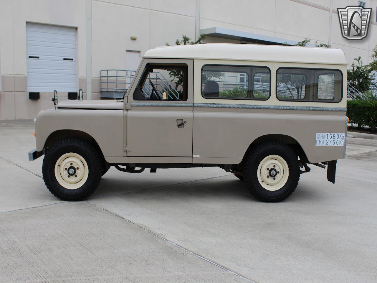 1983 Land Rover Santana (CC-1410882) for sale in O'Fallon, Illinois