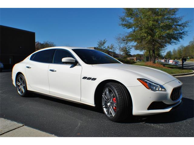 2017 Maserati Quattroporte (CC-1418821) for sale in Charlotte, North Carolina