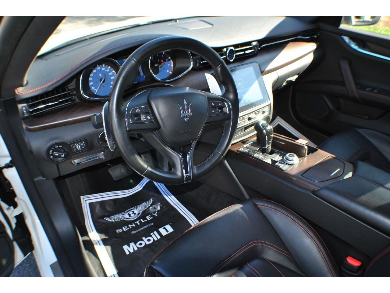 2017 Maserati Quattroporte (CC-1418821) for sale in Charlotte, North Carolina