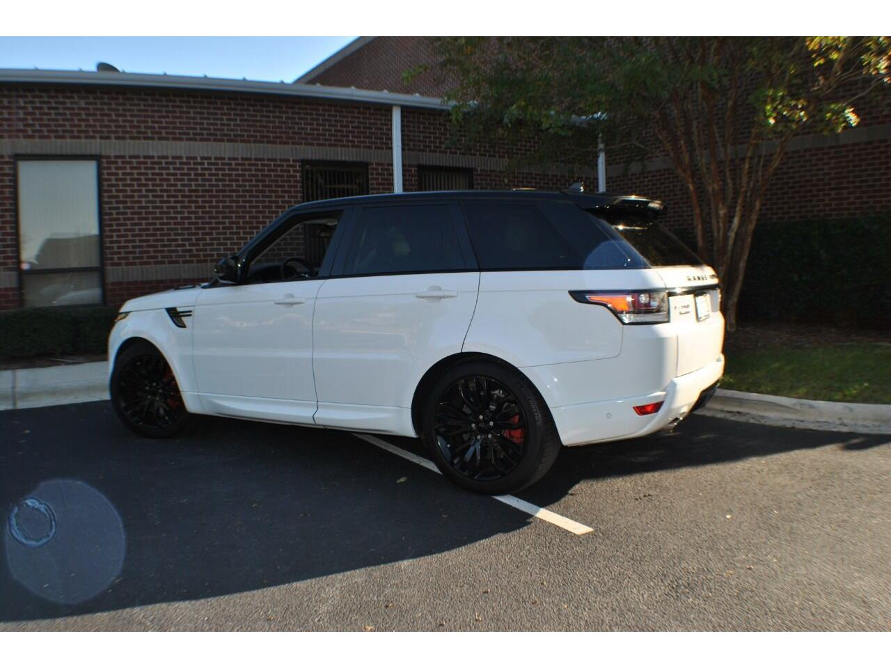 2016 Land Rover Range Rover Sport (CC-1418822) for sale in Charlotte, North Carolina