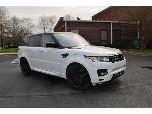 2016 Land Rover Range Rover Sport (CC-1418822) for sale in Charlotte, North Carolina