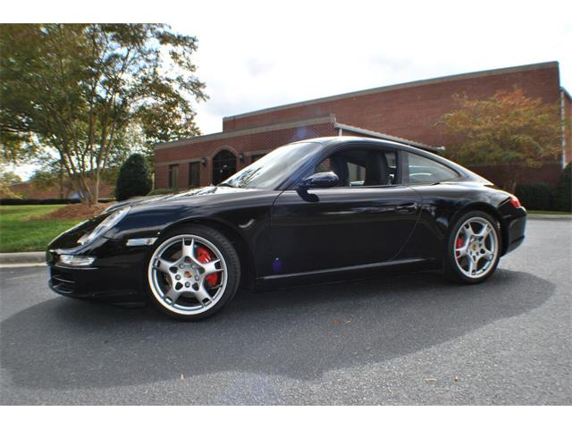 2006 Porsche 911 (CC-1418823) for sale in Charlotte, North Carolina