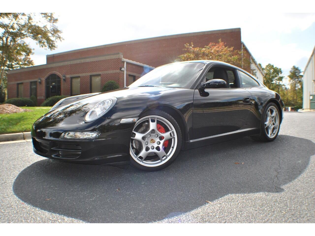 2006 Porsche 911 (CC-1418823) for sale in Charlotte, North Carolina