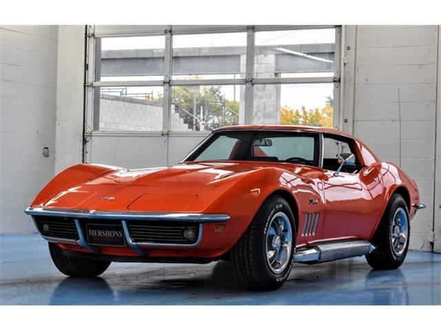 1969 Chevrolet Corvette (CC-1418826) for sale in Springfield, Ohio