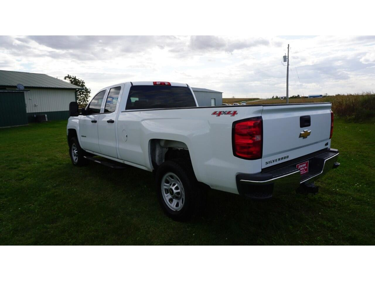 2015 Chevrolet Silverado (CC-1410884) for sale in Clarence, Iowa