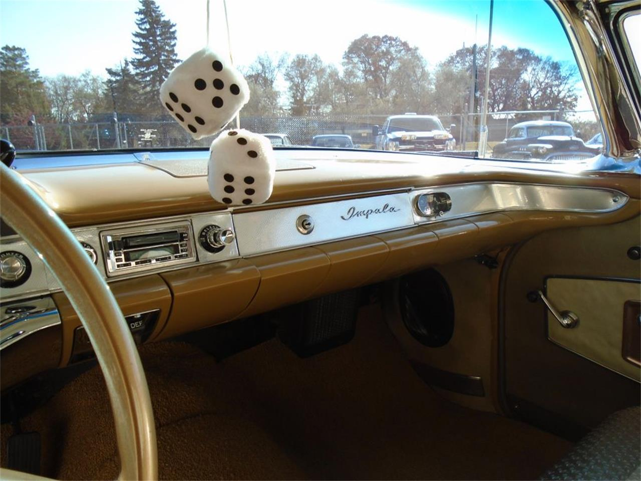 1958 Chevrolet Impala (CC-1418848) for sale in Ham Lake, Minnesota