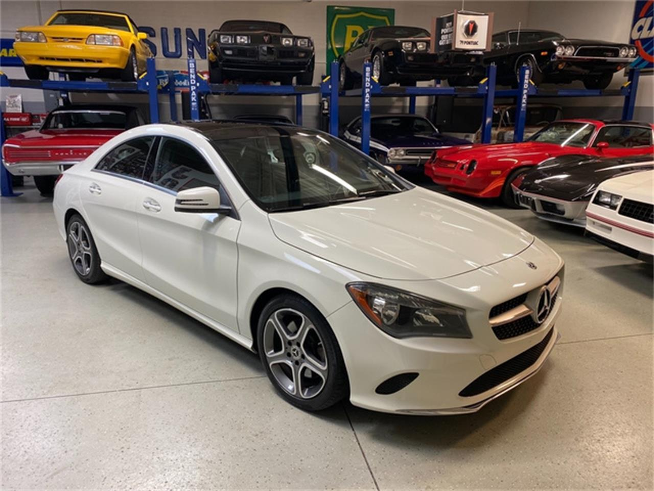 2018 Mercedes-Benz CLA (CC-1418856) for sale in Shelby Township, Michigan