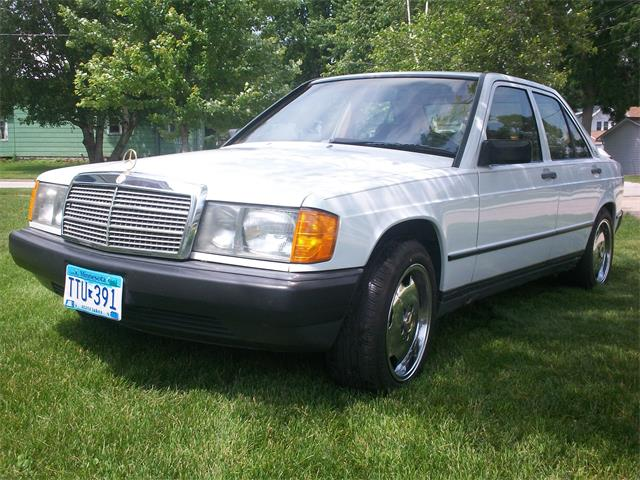 1986 Mercedes-Benz 190E 2 3 (CC-1418858) for sale in Harmony, Minnesota