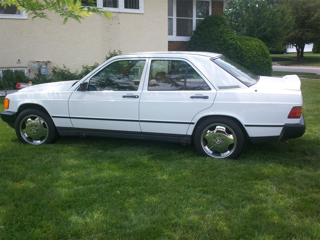 1986 Mercedes-Benz 190E 2 3 (CC-1418858) for sale in Harmony, Minnesota