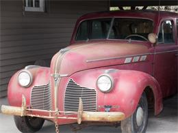 1940 Pontiac 4-Dr Sedan (CC-1418859) for sale in Victor, Idaho