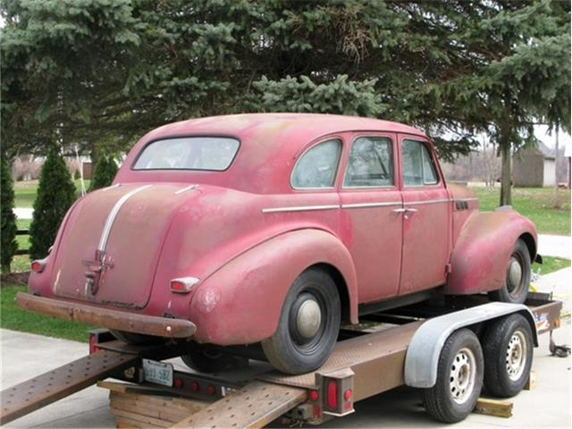 1940 Pontiac 4-Dr Sedan (CC-1418859) for sale in Victor, Idaho