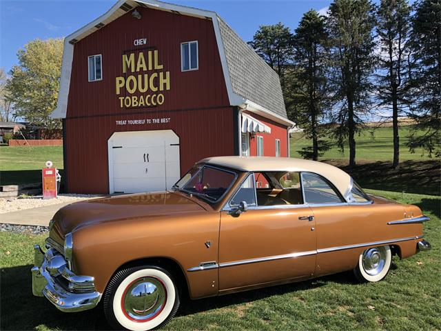 1951 Ford Crown Victoria (CC-1418866) for sale in Latrobe, Pennsylvania