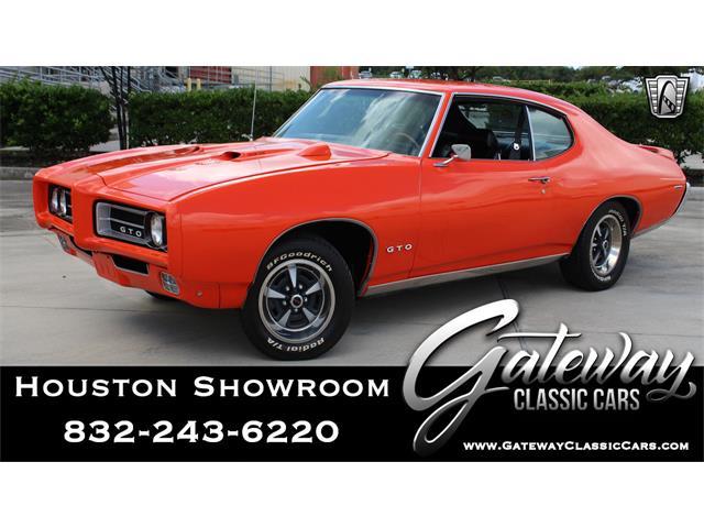 1969 Pontiac GTO (CC-1410888) for sale in O'Fallon, Illinois