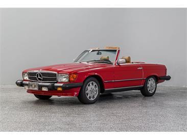 1985 Mercedes-Benz 380 (CC-1410889) for sale in Concord, North Carolina