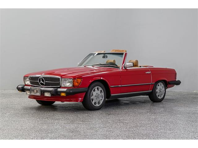 1985 Mercedes-Benz 380 (CC-1410889) for sale in Concord, North Carolina