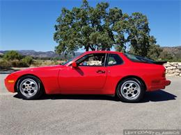 1987 Porsche 944 (CC-1418897) for sale in SONOMA, California