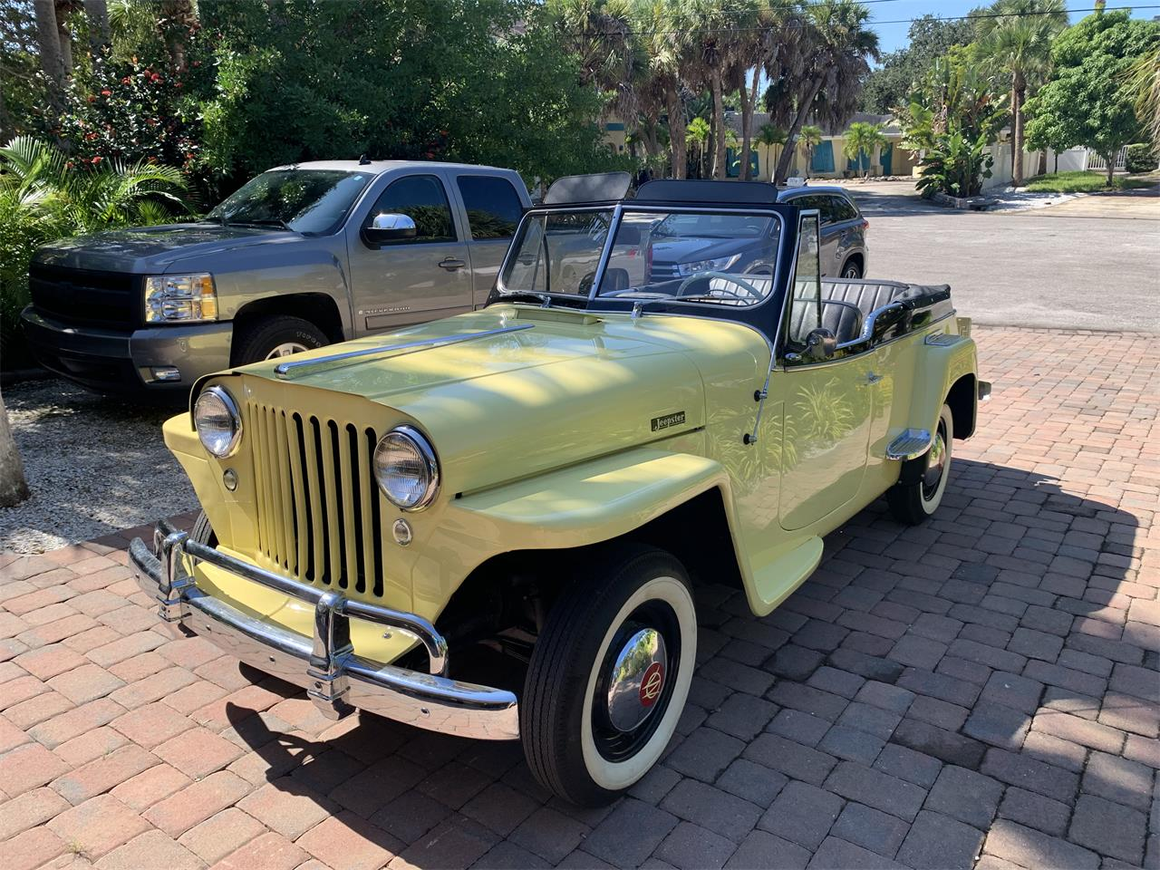 1950 Willys Jeepster (CC-1418901) for sale in Sarasota, Florida