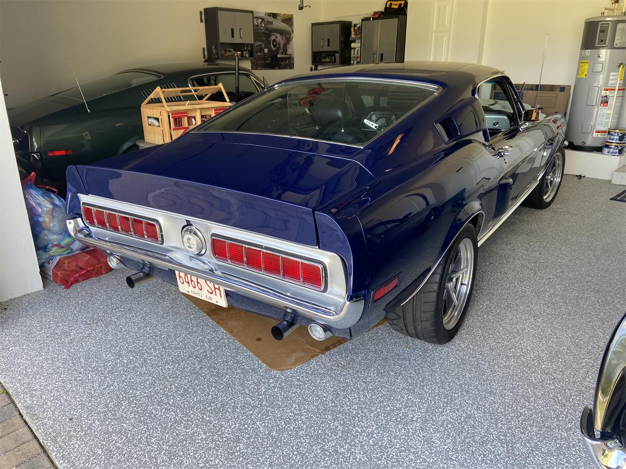 1968 Ford Mustang (CC-1418912) for sale in Willoughby , Ohio