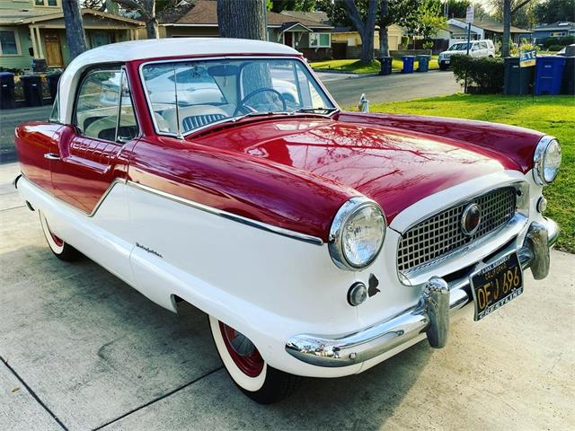 1959 Nash Metropolitan (CC-1418918) for sale in Burbank, California