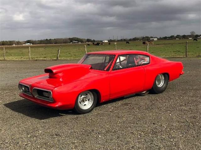 1968 Plymouth Barracuda (CC-1418923) for sale in Beasley, Texas