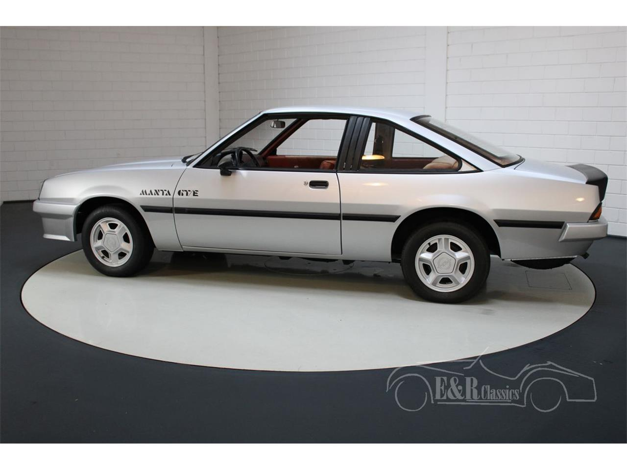 1984 Opel Manta (CC-1418926) for sale in Waalwijk, Noord-Brabant