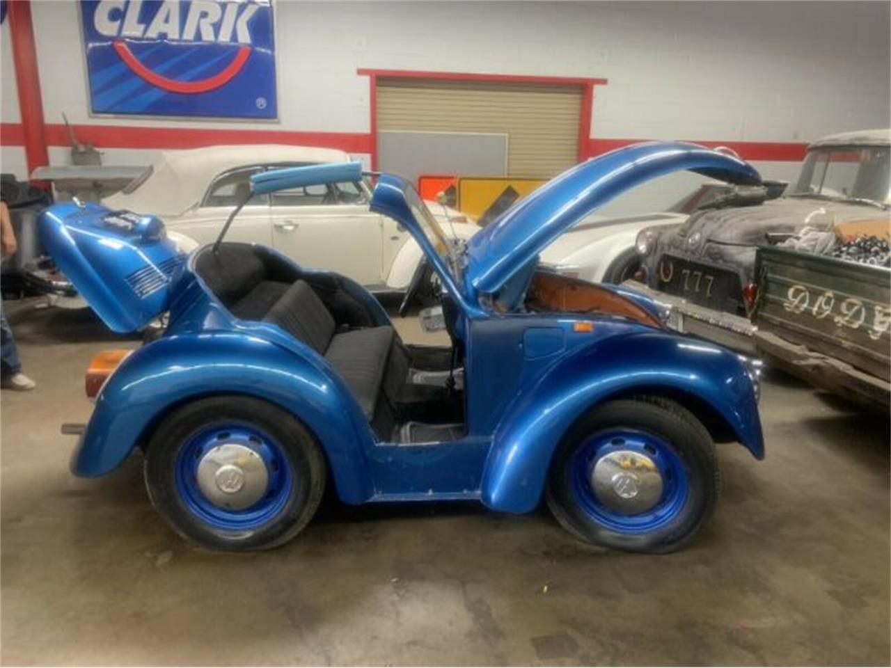 1974 Volkswagen Beetle (CC-1410893) for sale in Cadillac, Michigan