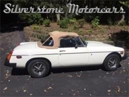 1976 MG MGB (CC-1418935) for sale in North Andover, Massachusetts
