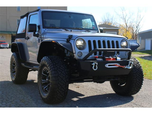 2014 Jeep Wrangler (CC-1418940) for sale in Hilton, New York