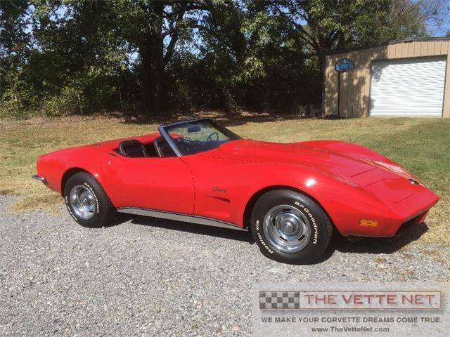 1973 Chevrolet Corvette (CC-1418941) for sale in Sarasota, Florida