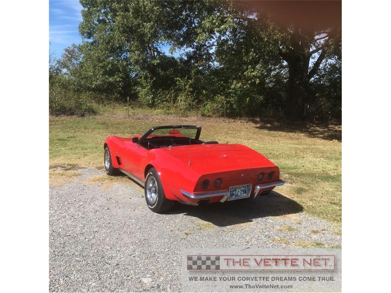 1973 Chevrolet Corvette (CC-1418941) for sale in Sarasota, Florida