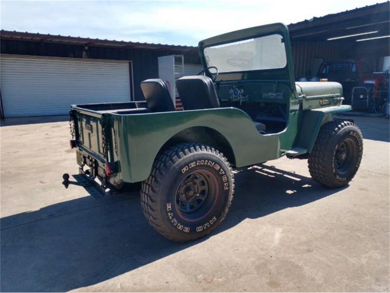 1954 Willys Jeep (CC-1410895) for sale in Cadillac, Michigan